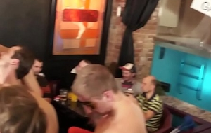 Oiledup euro stripper gags greater than huge cocks