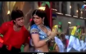 Kamariya Lachke Re Full Pic Song - Mela - Aamir Khan  Twinkle Khanna  Fai