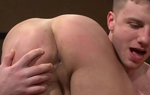 Torn muscle jock cocksucks unconfirmed cumshot