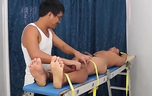 Asian Boy Jesse Tied added to Tickled