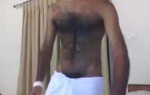 Slim Hairy Indian Defy