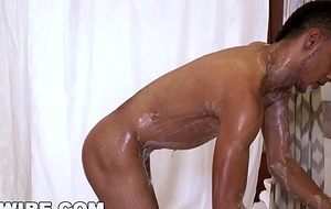 GAYWIRE - Fuck Me Bareback, Step Daddy! (Pound His Ass)