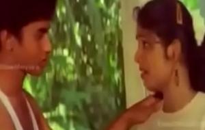 Sajini sex  Sajini seduce boy and have a go sex in bed