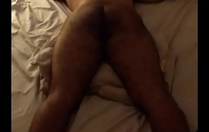 Provocation hairy ass. Culo peludo.
