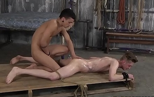 David Paw with an increment of Tristan Crown having amulet entertainment in dungeon