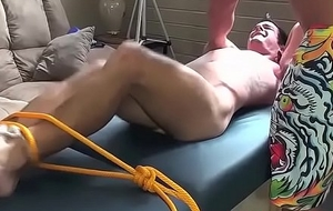 Justin is plighted enjoyable and has take endure a prickling session