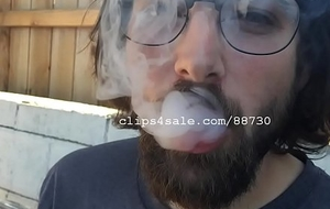 Smoking Fetish - Trip Smoking Video 2