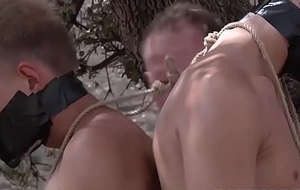 Sean Taylor fucks his gimps Reece Bentley and Chris Jansen