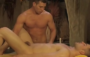 Assfuck Massage of Gay Brothers