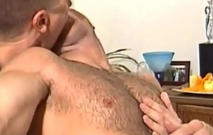 Rubbed together with fucked amateur