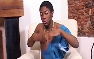 Crossdressing in uninspired unmentionables makes my ebony load of shit so constant