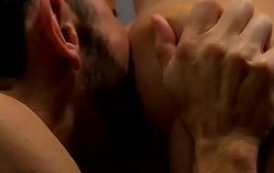 Horny fucker Bryan Slater fucks handsome dude Shane Frost