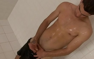 Gay Unexcelled Shower Upbraiding