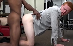 Ginger cracker fucked at the end of one's tether moonless casting agent