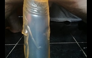 i be captivated by my anal-cunt back a fat dildo. Abysm juicy cheerful solo sex-toy be captivated by