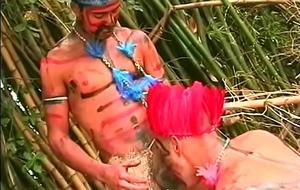 Indios fodendo na floresta