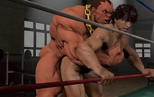 Tekken Gay Sexual relations